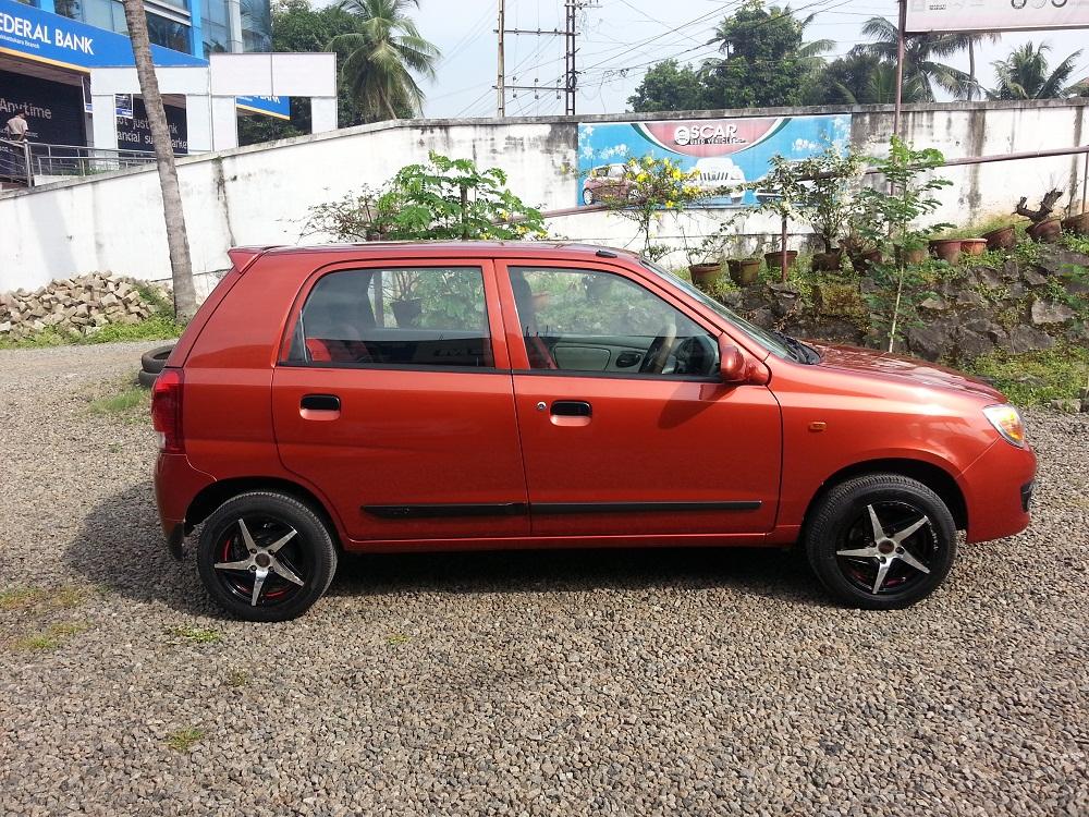 Used Car Loan >> Maruti Suzuki Alto K10 LXi at Oscar