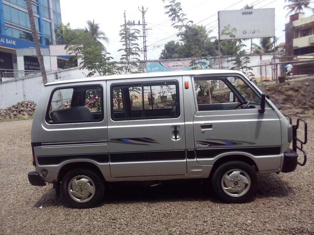 Maruti Suzuki Omni  Seater Price
